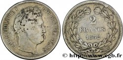 2 francs Louis-Philippe 1832 Toulouse F.260/12