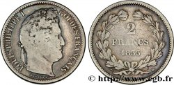 2 francs Louis-Philippe 1833 Strasbourg F.260/19