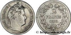 2 francs Louis-Philippe 1835 Toulouse F.260/48 VF20