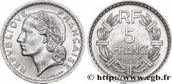5 francs Lavrillier, aluminium 1948  F.339/13 SPL63