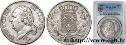 5 francs Louis XVIII, tête nue 1819 Limoges F.309/43