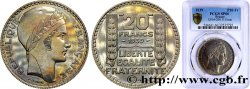 Essai de 20 francs Turin, en cupro-nickel 1939 Paris GEM.200 11
