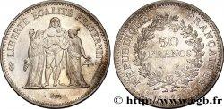 50 francs Hercule, avers de la 20 francs 1974  F.426/1 SUP58