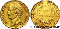 20 francs or Bonaparte Premier Consul 1804 Paris F.510/2 XF42