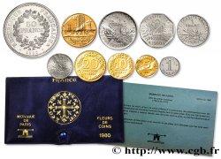Boîte Fleur de Coins 1980 Paris F.5000/34 MS