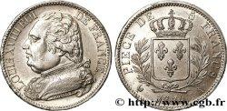 5 francs Louis XVIII, buste habillé 1814 Paris F.308/1 SUP  60
