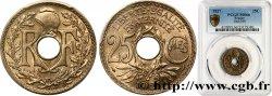 25 centimes Lindauer 1927  F.171/11 FDC PCGS MS66