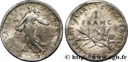Faux de 1 franc Semeuse 1898  F.217/1 var. TTB