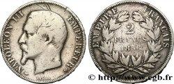 2 francs Napoléon III, tête nue 1856 Paris F.262/4 S25