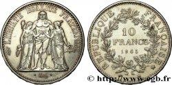 10 francs Hercule 1965  F.364/3 SS