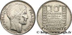 10 francs Turin 1934  F.360/7 TTB  45