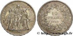 10 francs Hercule 1965  F.364/3 XF