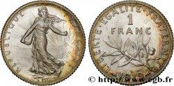 1 franc Semeuse 1919 Paris F.217/25 FDC65
