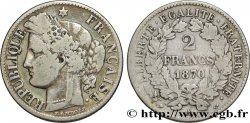 2 francs Cérès, avec légende 1870 Paris F.265/1 F15