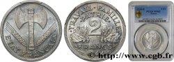 2 francs Francisque 1944 Beaumont-Le-Roger F.270/5 SUP62 PCGS