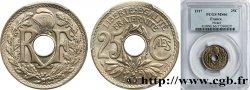25 centimes Lindauer 1917  F.171/1 FDC66 PCGS