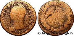 Cinq centimes Dupré, grand module, refrappage du décime 1797 Limoges F.114/7 B  10