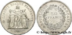 50 francs Hercule, avers de la 20 francs 1974  F.426/1 SS45