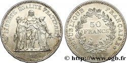 50 francs Hercule, avers de la 20 francs 1974  F.426/1 AU52