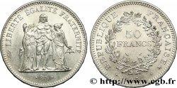 50 francs Hercule, avers de la 20 francs 1974  F.426/1 TTB52