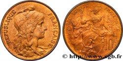 10 centimes Daniel-Dupuis 1898  F.136/5 TTB50