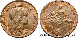 10 centimes Daniel-Dupuis 1898  F.136/5 AU50