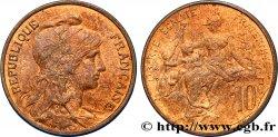 10 centimes Daniel-Dupuis 1898  F.136/5 TTB40