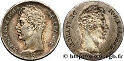 1 franc Charles X, frappe incuse n.d.  F.207/ var. TTB