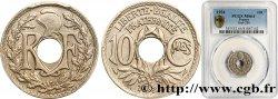 10 centimes Lindauer 1924 Paris F.138/10 SPL64 PCGS