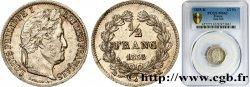 1/2 franc Louis-Philippe 1835 Bordeaux F.182/57 SUP62 PCGS