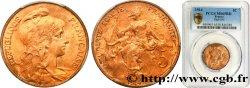 5 centimes Daniel-Dupuis 1914  F.119/26 FDC65 PCGS