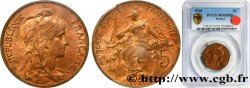5 centimes Daniel-Dupuis 1920  F.119/31 FDC65 PCGS