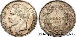 1 franc Napoléon III, tête nue 1859 Paris F.214/12 fST63