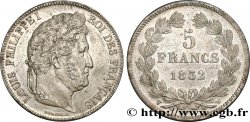 5 francs IIe type Domard 1832 Lille F.324/13 SS52
