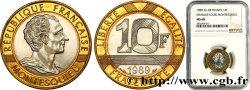 10 francs Montesquieu 1989  F.376/2 FDC68 NGC