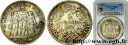 5 francs Hercule 1873 Paris F.334/9 FDC65 PCGS