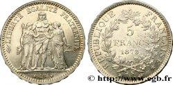 5 francs Hercule 1873 Paris F.334/9 SUP58