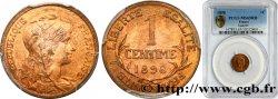 1 centime Daniel-Dupuis 1898 Paris F.105/1 FDC65 PCGS
