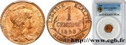 1 centime Daniel-Dupuis 1899 Paris F.105/3 FDC65 PCGS