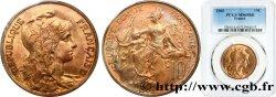 10 centimes Daniel-Dupuis 1902  F.136/11 MS65 PCGS
