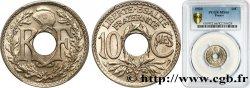 10 centimes Lindauer 1920  F.138/4 MS66 PCGS