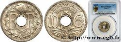10 centimes Lindauer 1937  F.138/24 FDC67 PCGS