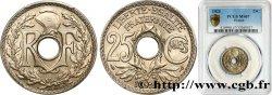 25 centimes Lindauer 1923  F.171/7 MS67 PCGS
