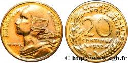 20 centimes Marianne 1982 Pessac F.156/22 FDC