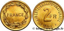 2 francs France 1944  F.271/1 SPL63