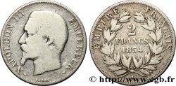2 francs Napoléon III, tête nue 1854 Paris F.262/2 SGE10