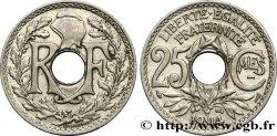25 centimes Lindauer, Cmes souligné 1914  F.170/2 SS50