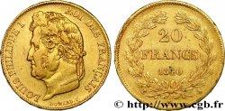 20 francs or Louis-Philippe, Domard 1840 Paris F.527/22 TTB48