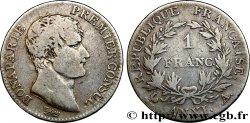 1 franc Bonaparte Premier Consul 1803 Paris F.200/1 TB20