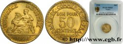 50 centimes Chambres de Commerce 1928 Paris F.191/10